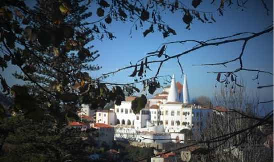 Sintra, Magic and Moonluza