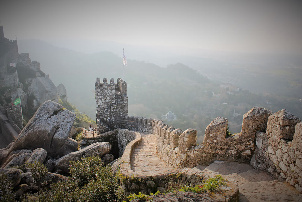 Szlakiem portugalskich zamków