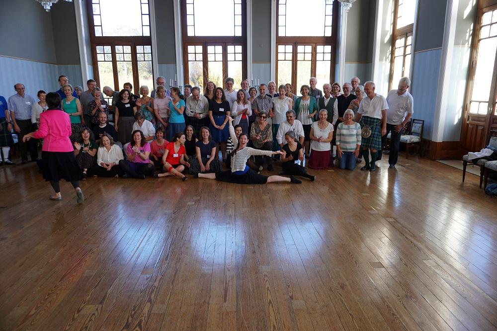 IV Fim-de-Semana da Dança Escocesa - Curia 2017