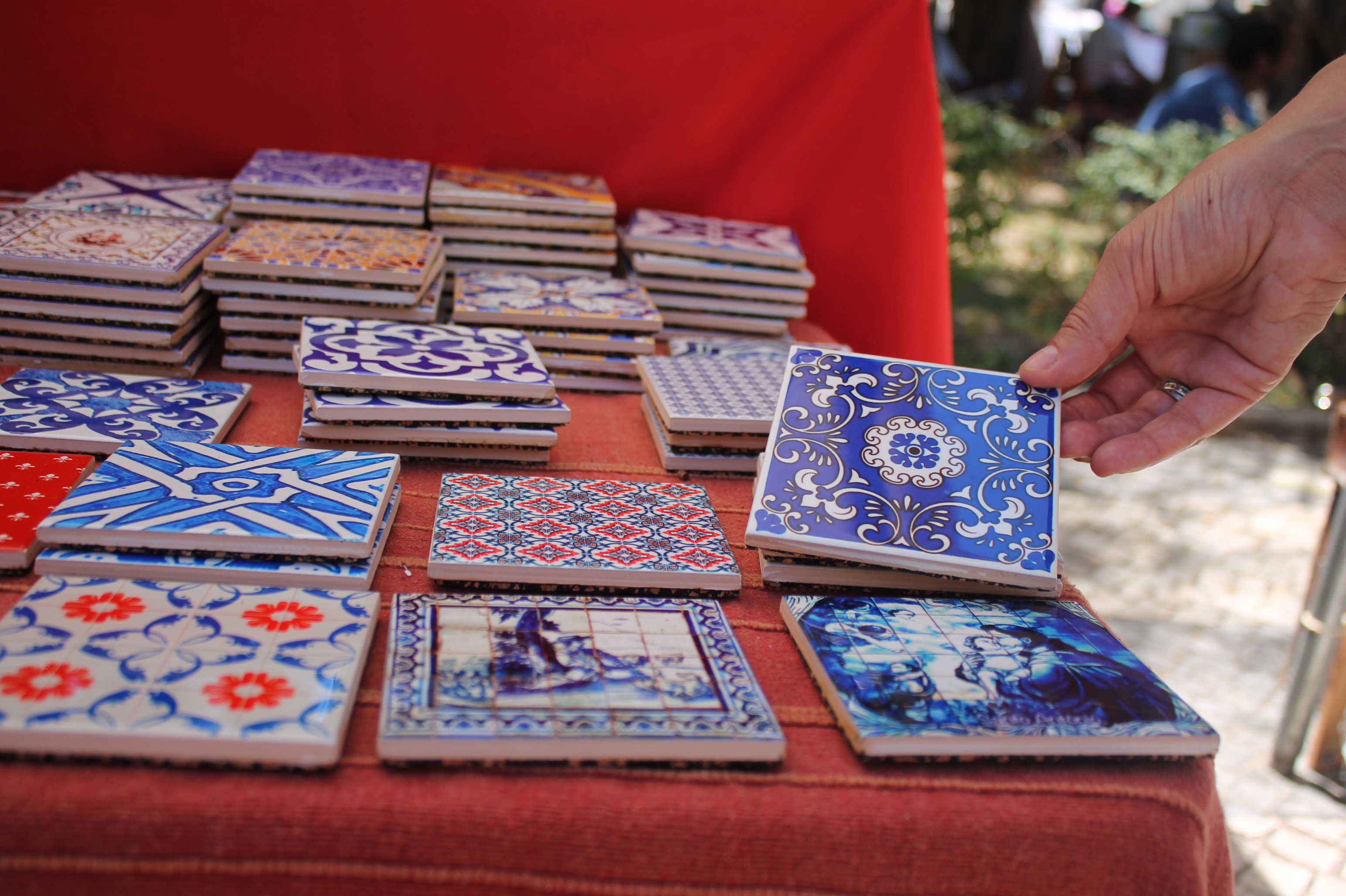 Portugal on Azulejo tiles - workshop for women
