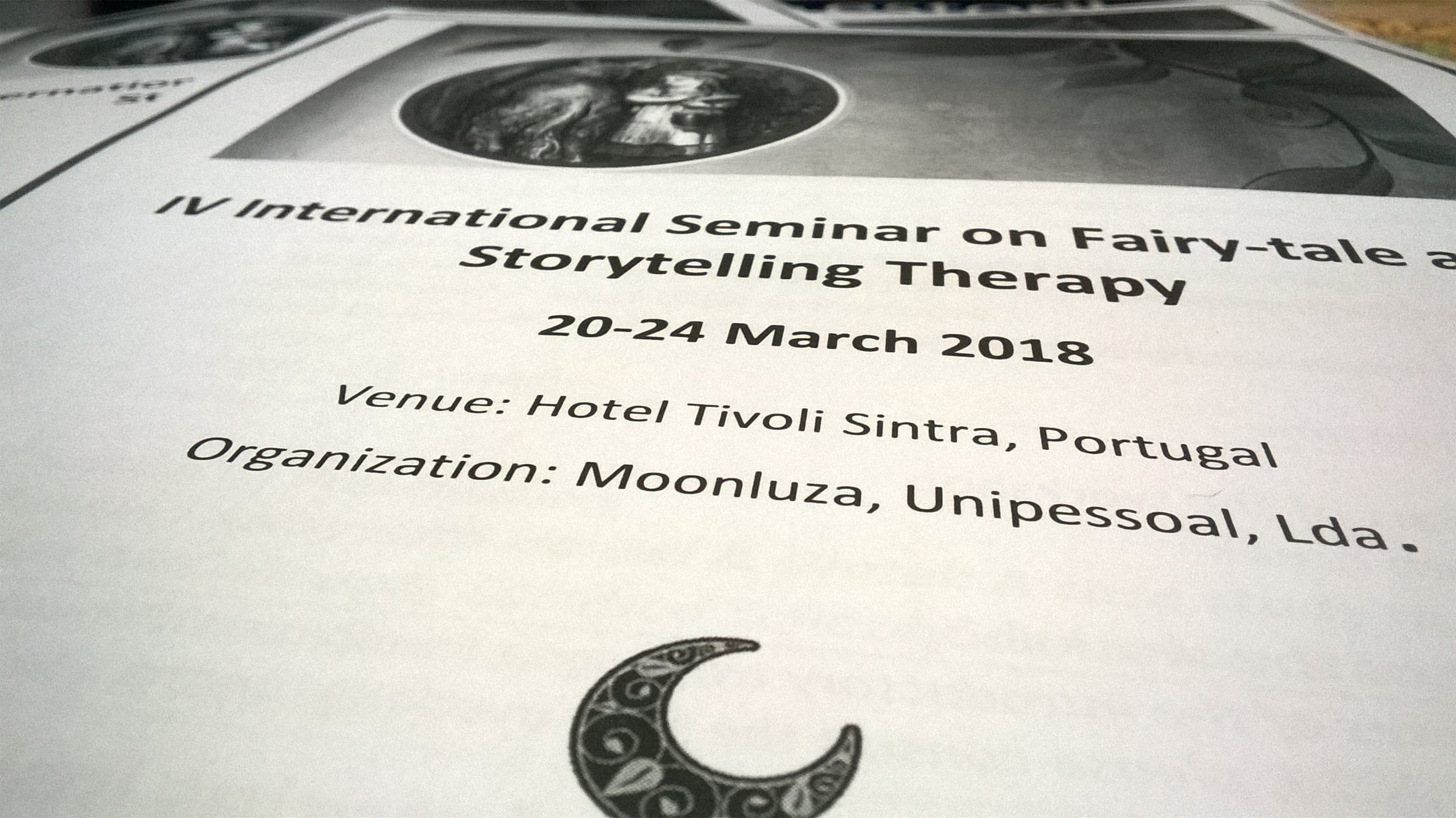 IV International Seminar on Fairy-tale and Storytelling Therapy- March 2018