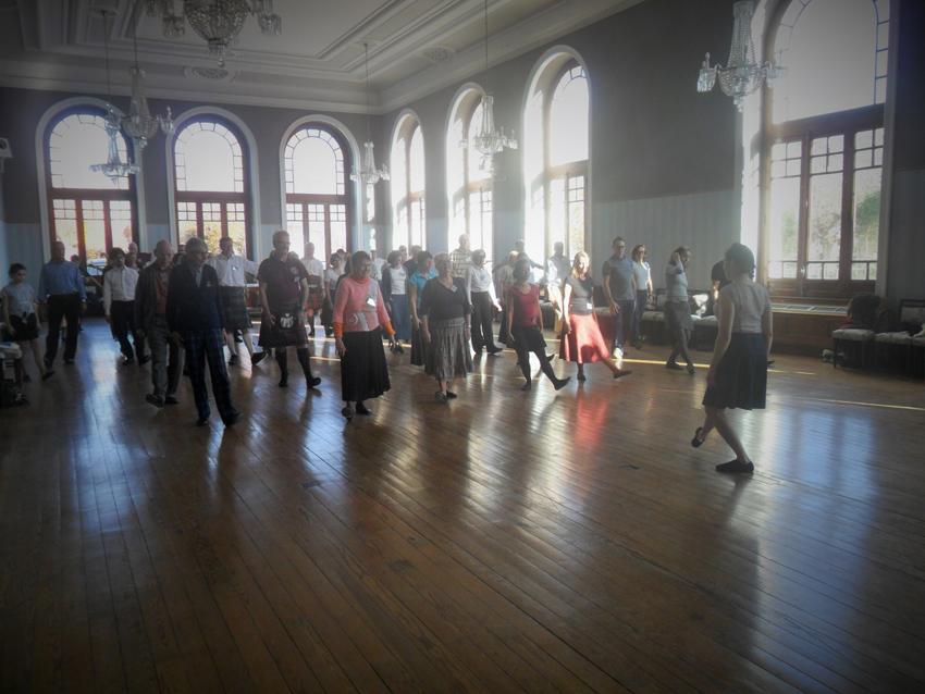 II Grudniowy weekend z tańcami szkockimi w Portugalii