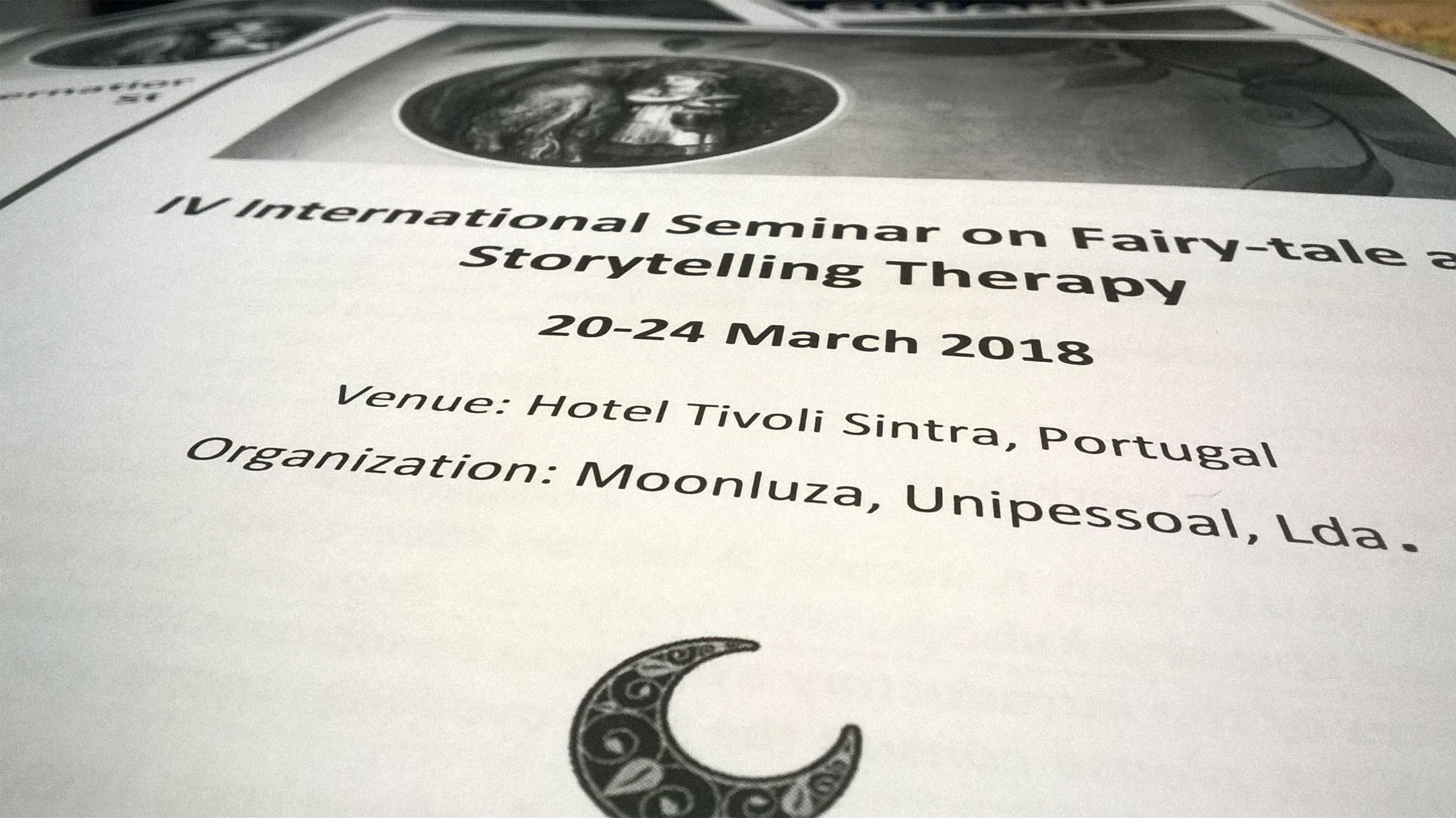 IV Międzynarodowe Seminarium Baśnioterapii i Storytelingu – marzec 2018