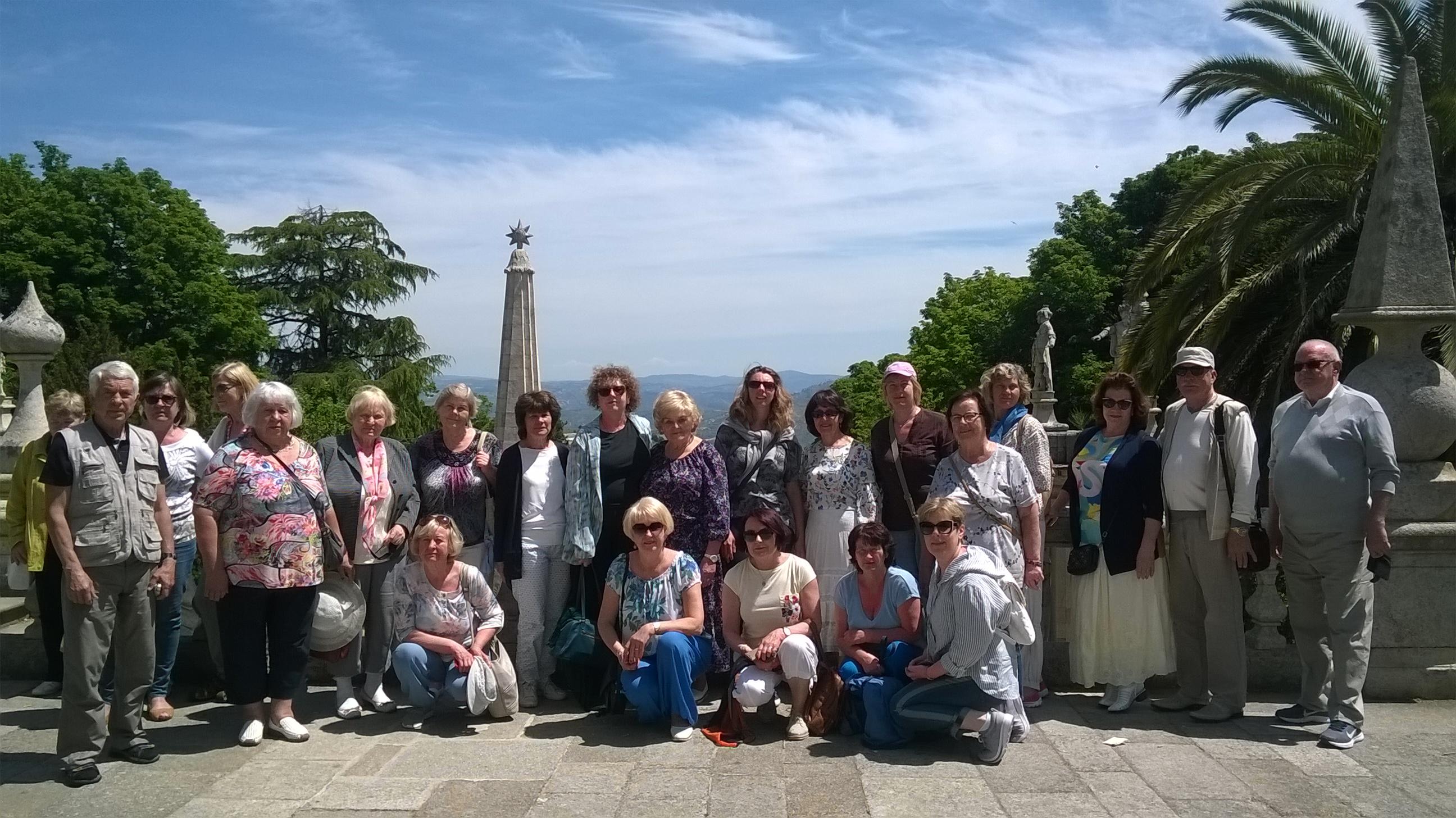 Wizyta kulturalno-studyjna do Portugalii